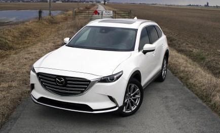 2018 Mazda CX-9 Review - 2