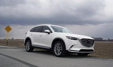 2018 Mazda CX-9 Review - 4