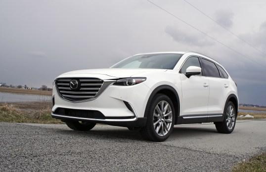 2018 Mazda CX-9 Review - 6