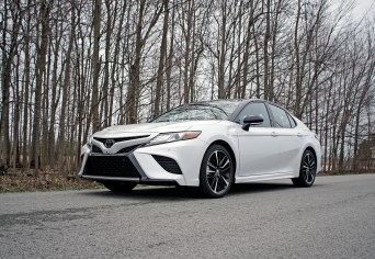 2018 Toyota Camry Review - 13