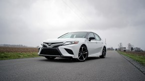 2018 Toyota Camry Review - 22