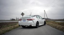 2018 Toyota Camry Review - 4