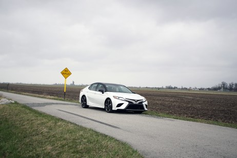 2018 Toyota Camry Review - 7