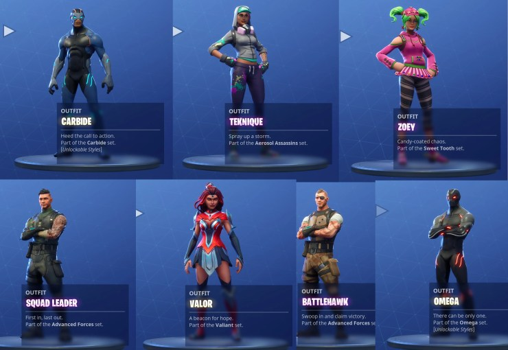 Fortnite Season 4 Skins Theme Battle Pass What You Need To Know