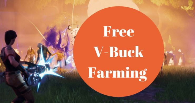 How to Get Free V-Bucks in Fortnite Battle Royale