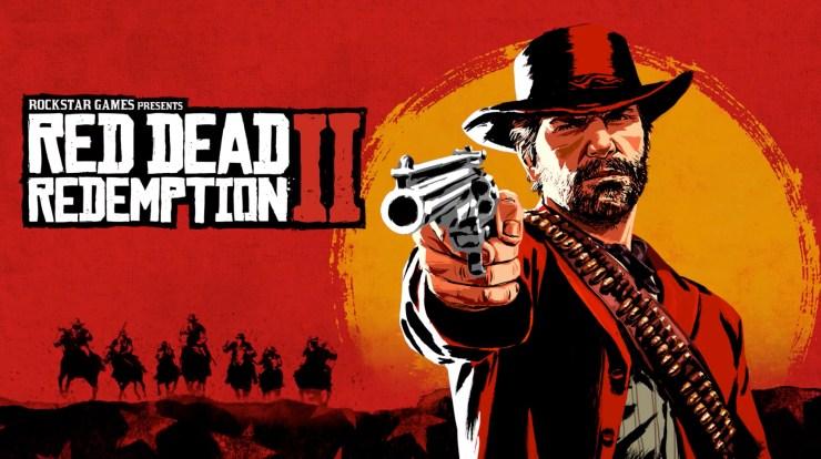 New Red Dead Redemption 2 Trailer