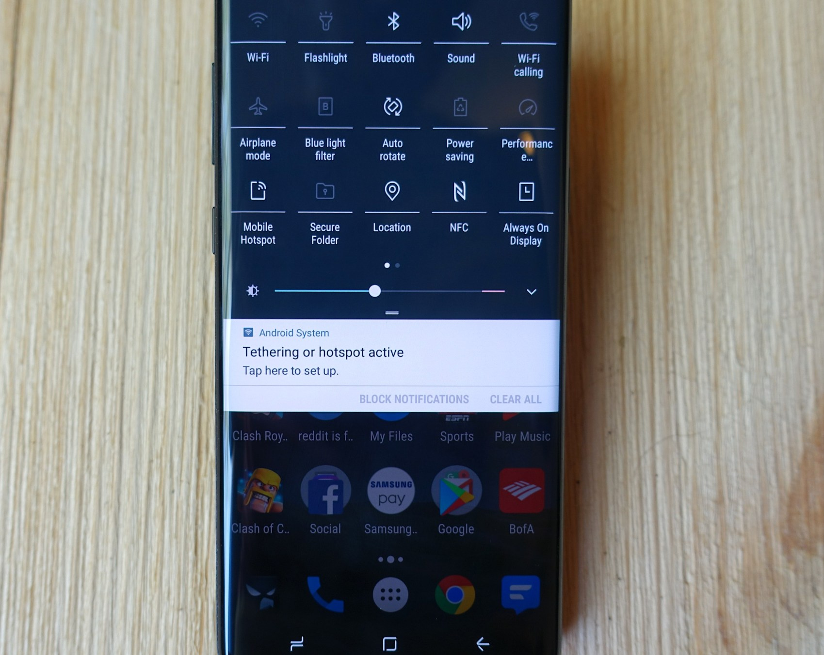 How to Use the Galaxy S9 as a Mobile Hotspot