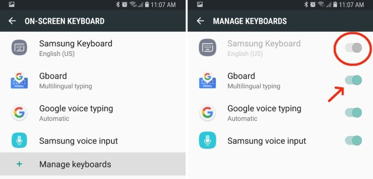 How to Customize the Galaxy S9 Keyboard