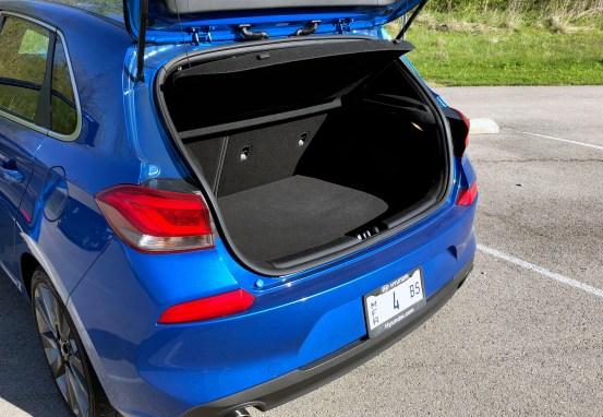 2018 Hyundai Elantra GT Sport Review - 23