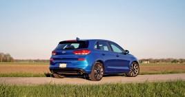 2018 Hyundai Elantra GT Sport Review - 7