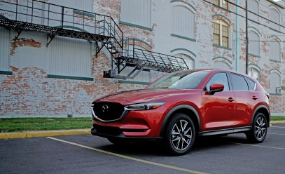 2018 Mazda CX-5 Review - 18