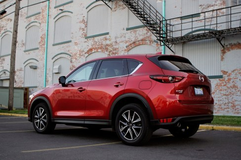 2018 Mazda CX-5 Review - 19