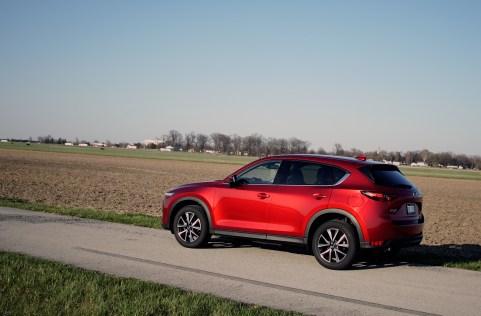 2018 Mazda CX-5 Review - 3