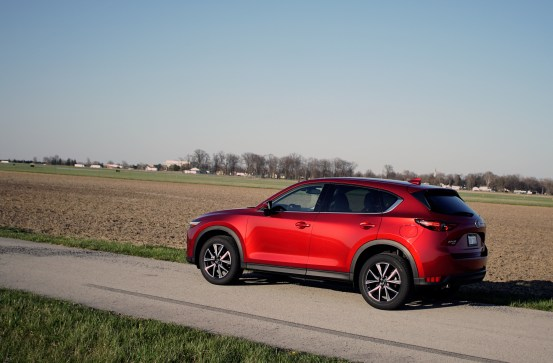 2018 Mazda CX-5 Review - 3