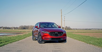 2018 Mazda CX-5 Review - 8