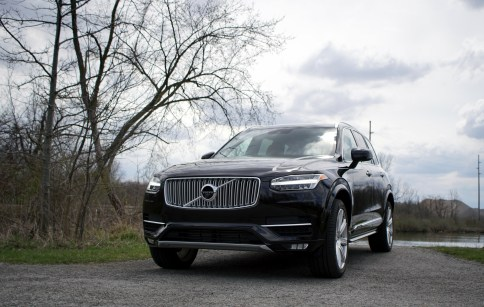 2018 Volvo XC90 Review T6 Inscription - 14