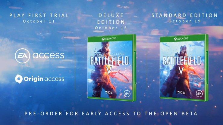 Battlefield 5 Beta