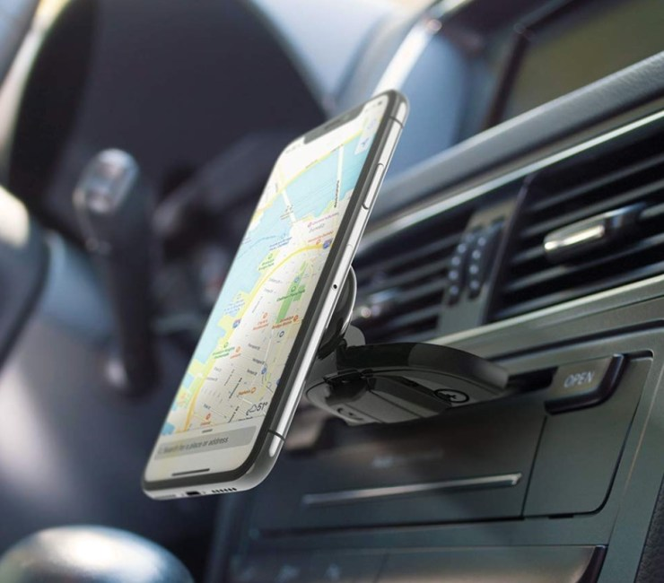 CD Slot Magnetic Phone Mount