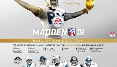 Pick one of the Elite Legends if you get the Hall of Fame Edition.