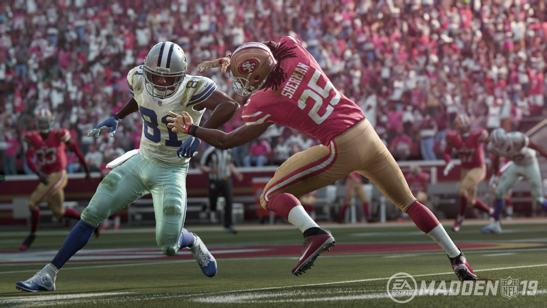 Madden 19 Vs Madden 18 9 Exciting New Madden 19 Features