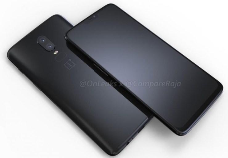 OnePlus 6 vs LG G7: Design
