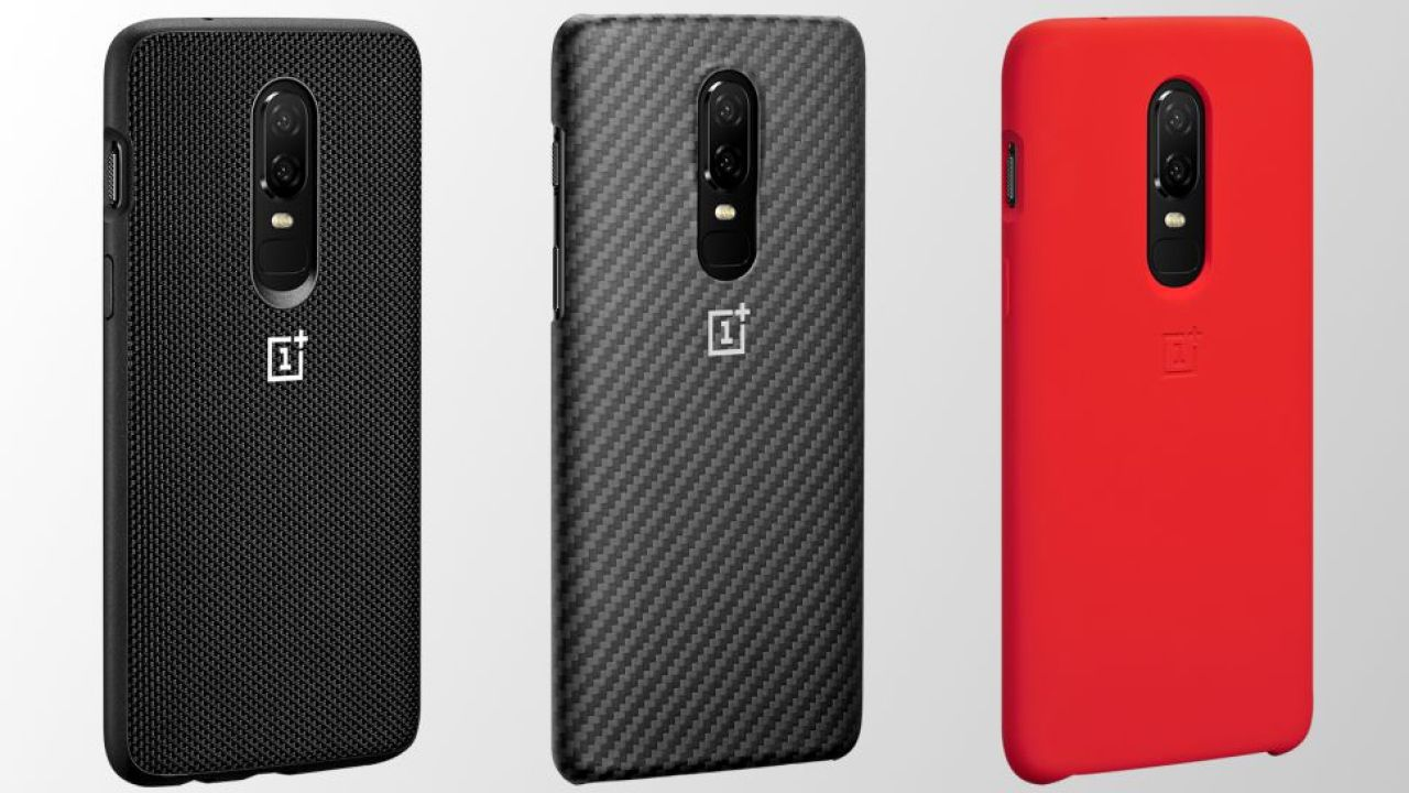 brand new 72b5b 31db6 16 Best OnePlus 6 Cases