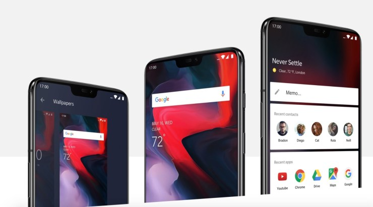 OnePlus Android 8 Oreo Update Details
