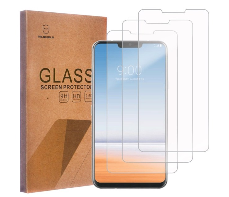 Mr. Shield 3-Pack Tempered Glass