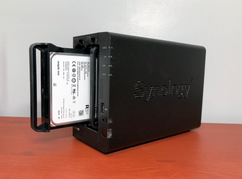 Synology DS218+ Review - 1