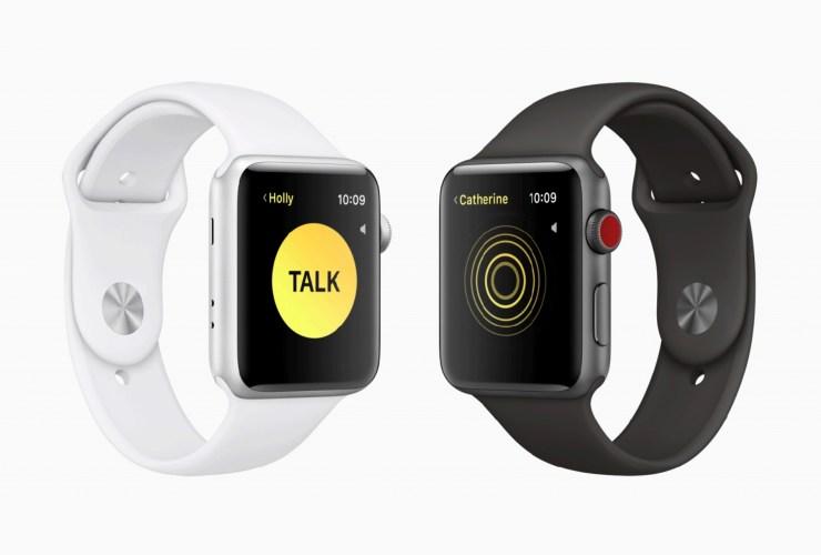New watchOS 5 Features