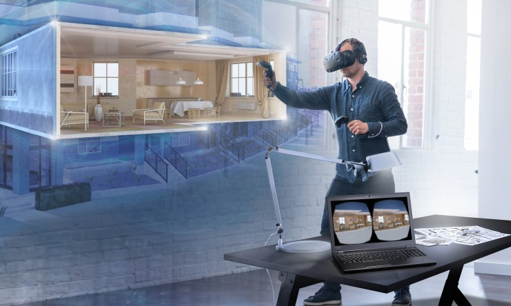 The ThinkPad P52 is a VR ready mobile workstation.