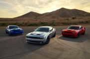 2019 Dodge Challenger Lineup: SRT Hellcat Widebody, SRT Hellcat