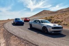 2019 Dodge Challenger Lineup: SRT Hellcat Redeye Widebody, SRT H