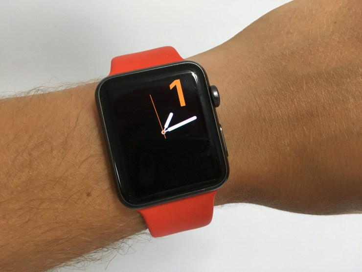 Don't Install If You Don't Have a Spare Apple Watch