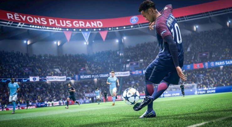 Pre-Order If You Love FIFA