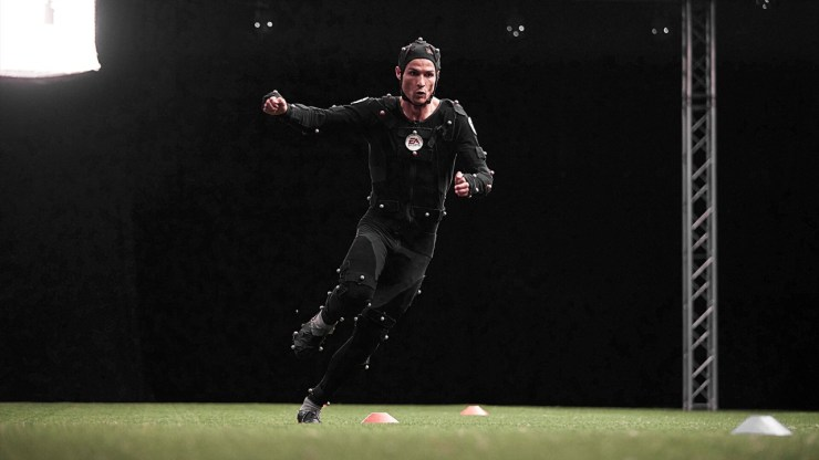 Real Player Motion for FIFA 19