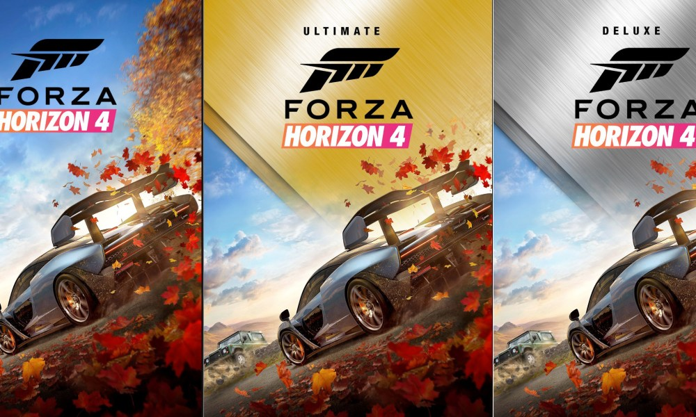which forza horizon 4 edition should i buy. Black Bedroom Furniture Sets. Home Design Ideas