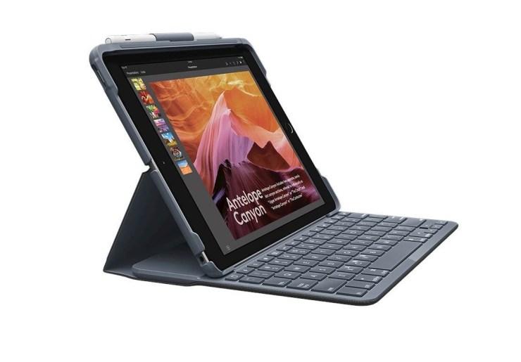 Logitech Slim Folio Keyboard