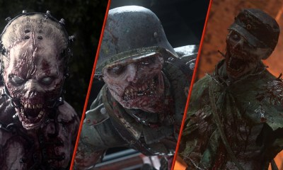 Go to three locations in one new massive Zombies episode.
