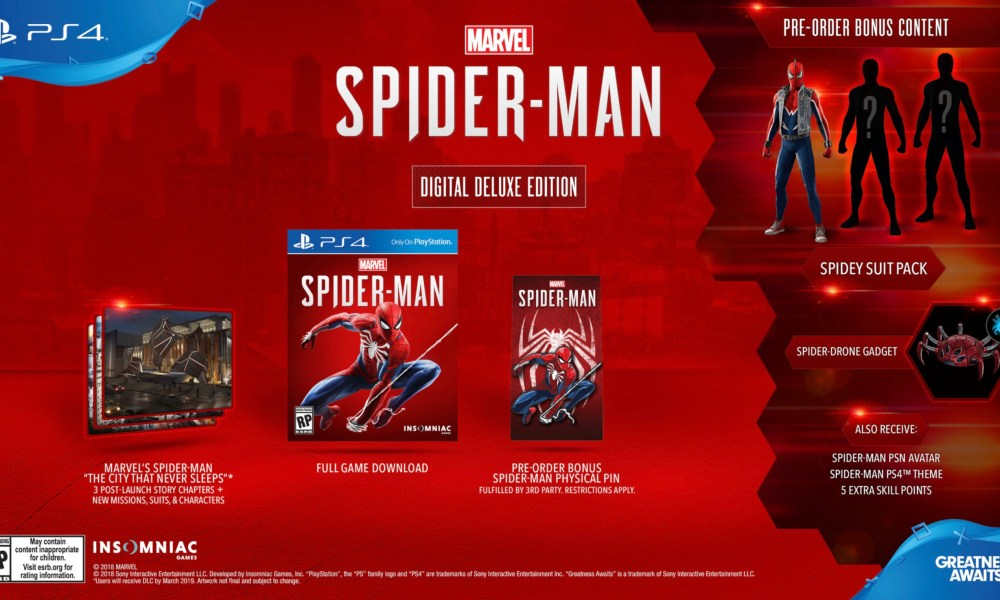 Which Spider Man Ps4 Edition Should You Buy