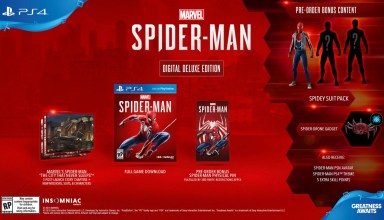 The Digital Deluxe Spider-Man edition for PS4 is a good deal for many buyers who want the DLC.