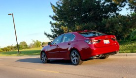 2018 Lexus GS 350 Review - 10
