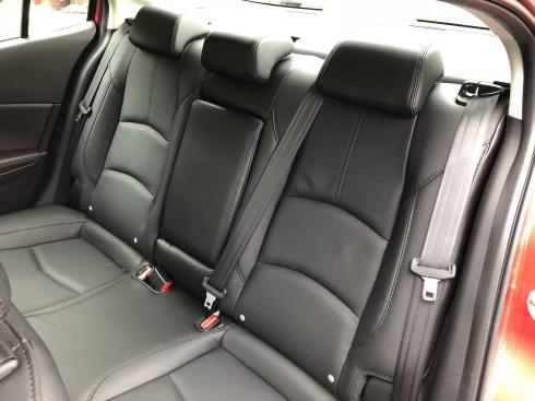 2018 Mazda 3 Review - Mazda3 Sedan - 1