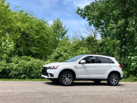 2018 Mitsubishi Outlander Sport Review - 19