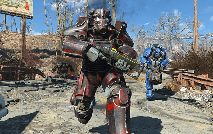 fallout 4 1 10 106 update what s new