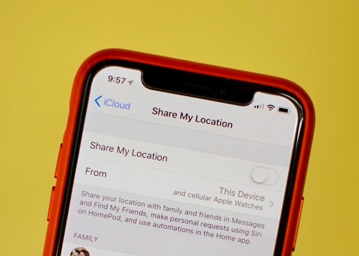 How you can hide your iPhone location from Find My Friends and iMessage.