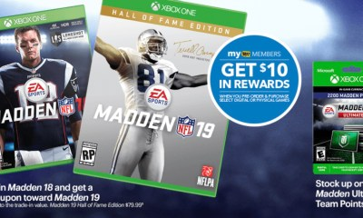Save big with this massive Madden 19 deal at Best Buy.