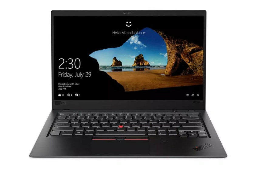 If you type a lot, the ThinkPad X1 Carbon is the best MacBook Pro alternative you can buy.