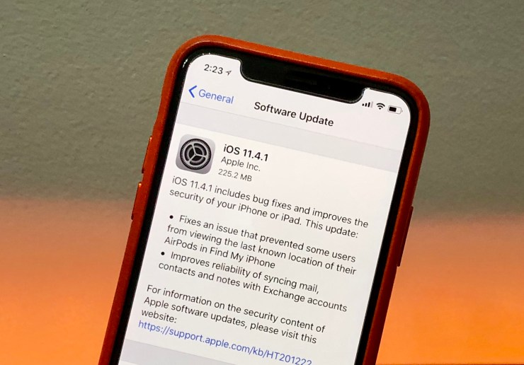 Install iOS 11.4.1 to Fix These Issues
