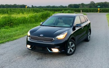 2018 Kia Niro PHEV Review - 4